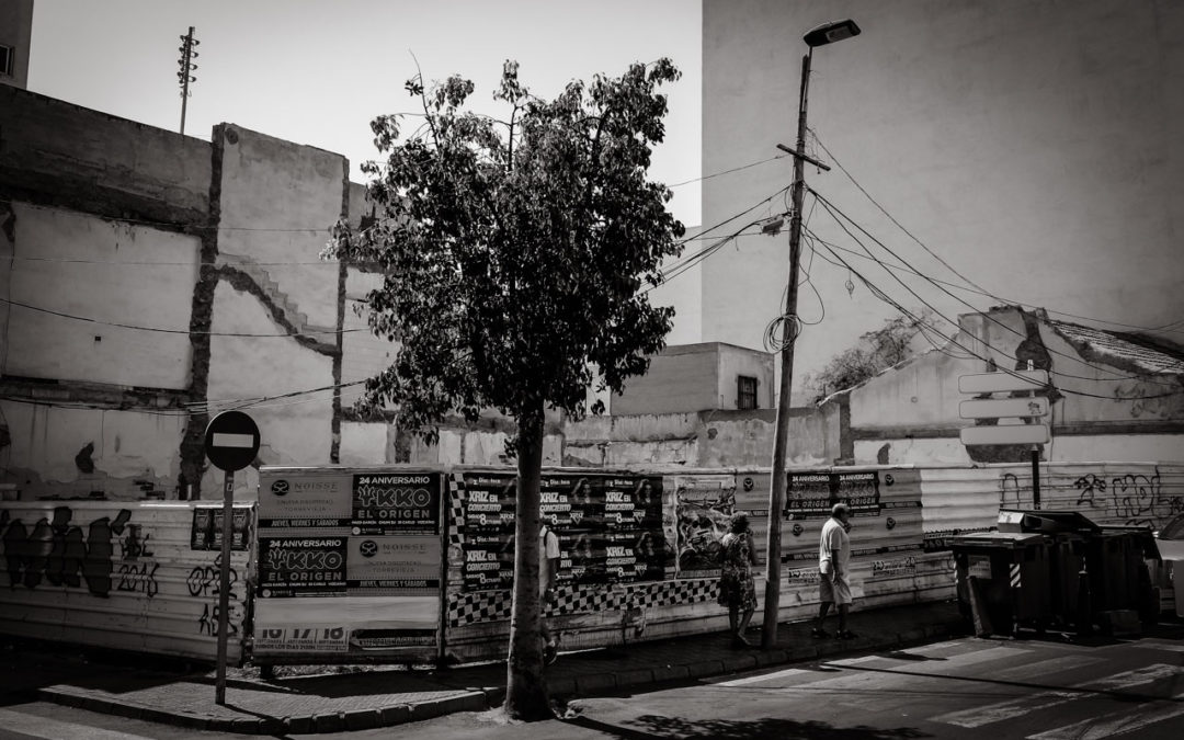 Torrevieja – på baksiden…..