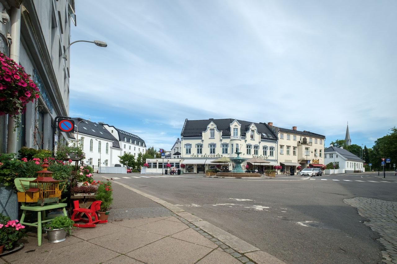 Chr. Whidts plass-Sandefjord