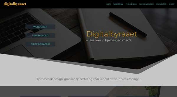 Webdesign, Foto og Grafikk
