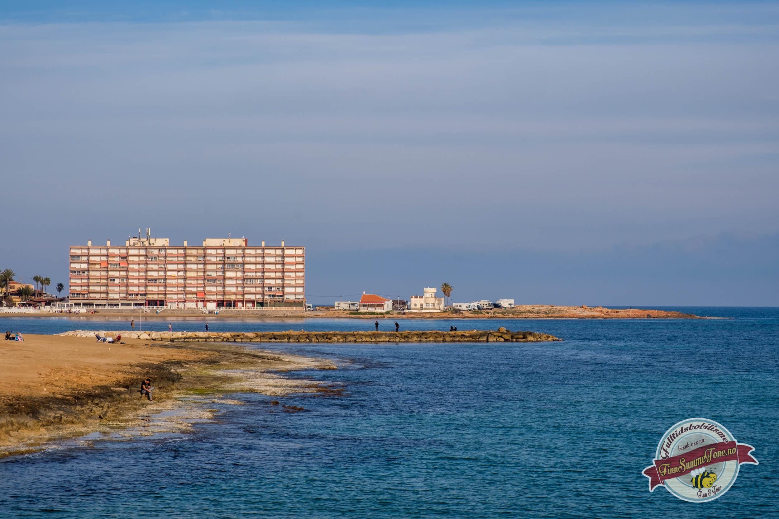 Fra Mar Menor til julefeiring i Torrevieja