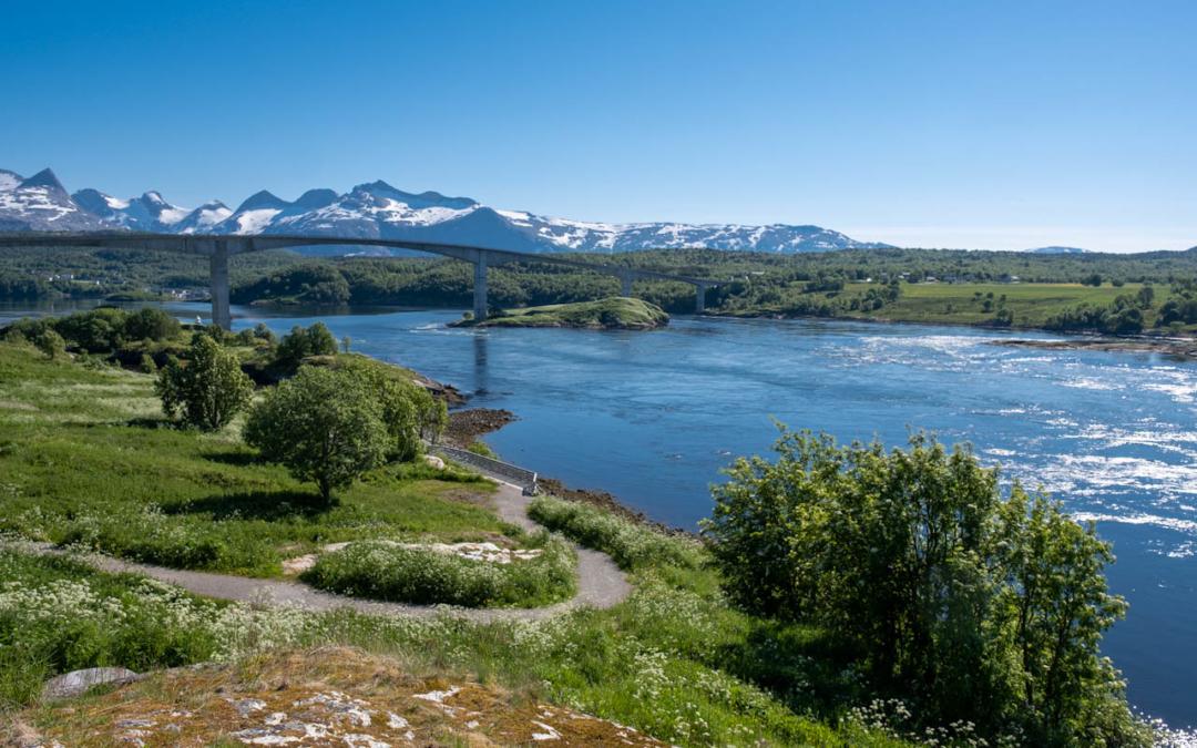 Eventyret fortsetter sørover langs kystriksveien på Helgeland