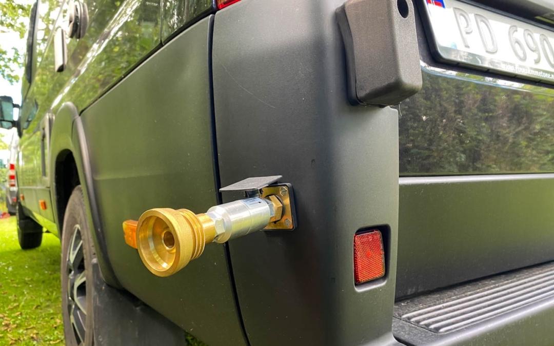 Gass i bobil – løsningen i vår bybobil
