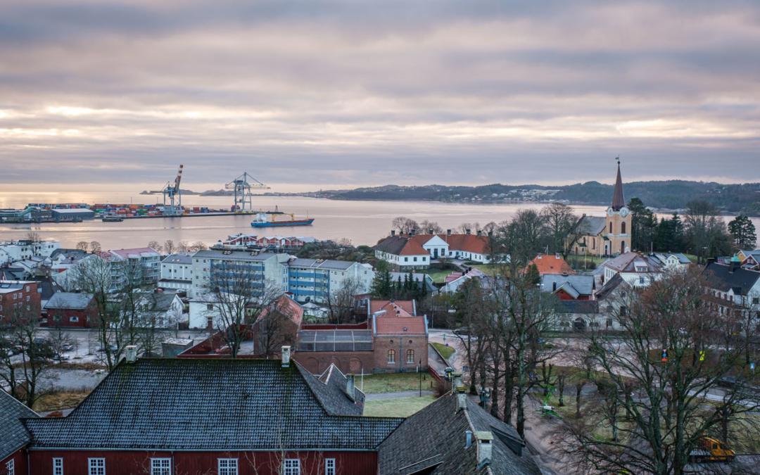 Spennende rundtur i Larvik